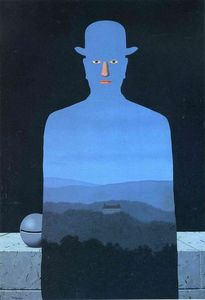 Rene Magritte - The king-s museum
