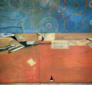 Richard Diebenkorn - Large Still Life
