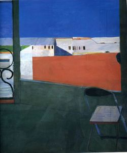 Richard Diebenkorn - Window