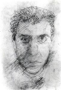 Richard Gerstl - Self-Portrait