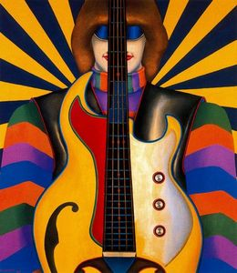 Richard Lindner - Rock-Rock