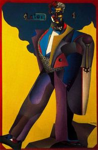 Richard Lindner - The Actor