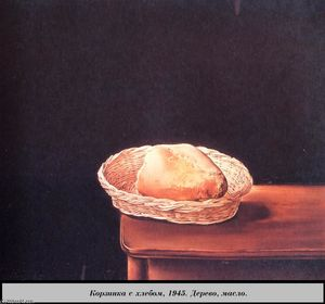 Salvador Dali - The Bread Basket