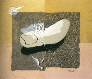Salvador Dali - The Wounded Bird