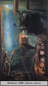 Salvador Dali - The Font