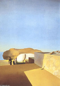 Salvador Dali - Persistence of Fair Weather