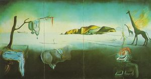 Salvador Dali - The Dream of Venus