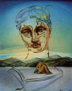 Salvador Dali - Birth of a Divinity