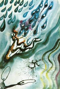 Salvador Dali - The Pool of Tears