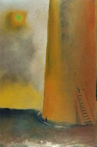 Salvador Dali - Tower