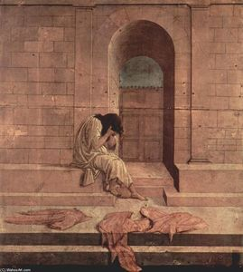 Sandro Botticelli - The outcast