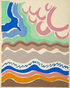 Sonia Delaunay (Sarah Ilinitchna Stern) - Compositions Colors Ideas 14
