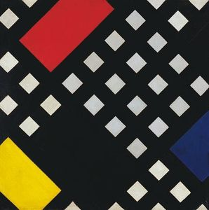 Theo Van Doesburg - Counter composition XV