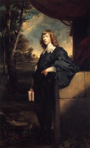 Thomas Gainsborough - Portrait of George Spencer, 2nd Earl Spencer