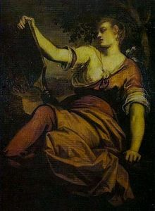 Tintoretto (Jacopo Comin) - Allegory of Prudence
