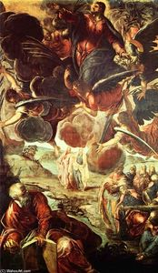 Tintoretto (Jacopo Comin) - Ascension of Christ