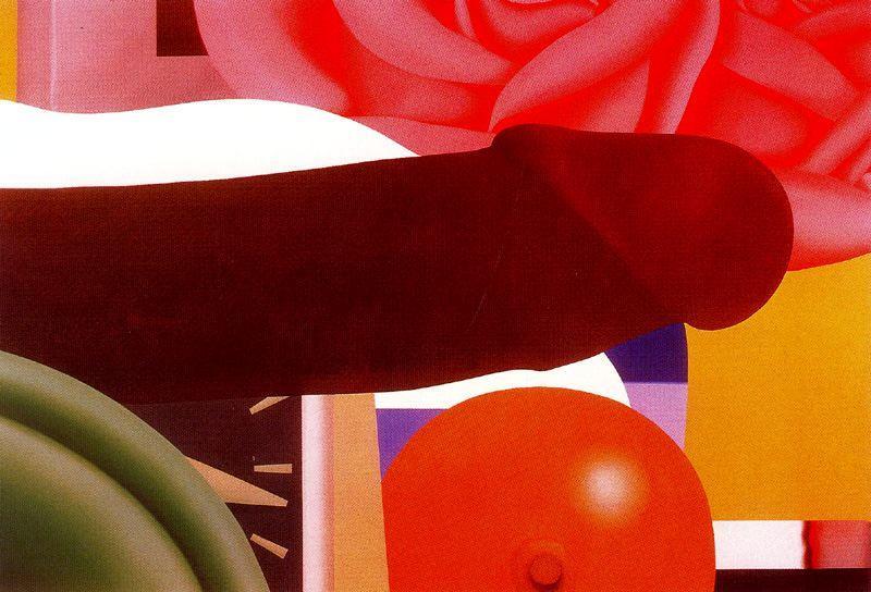 Tom Wesselmann - Page 2 Tom-Wesselmann-Bedroom-Painting-5-
