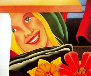 Tom Wesselmann - Bedroom Painting (9)