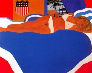 Tom Wesselmann - Great American Nude (10)