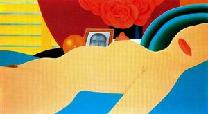 Tom Wesselmann - Nude No 1
