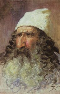 Vasily Dmitrievich Polenov - The head of the Pharisee