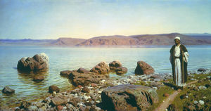 Vasily Dmitrievich Polenov - At the Genisaret Lake