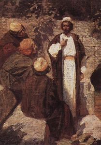Vasily Dmitrievich Polenov - What People Think about Me