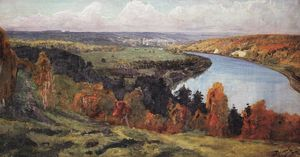 Vasily Dmitrievich Polenov - Oka Valley