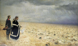 Vasily Vasilevich Vereshchagin - Defeated. Requiem