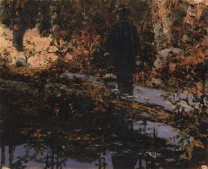 Vasily Vasilevich Vereshchagin - In the park