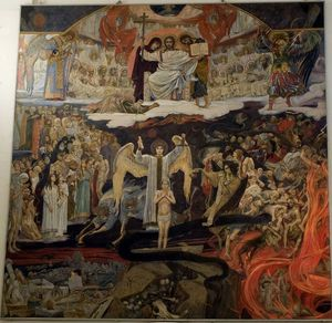 Victor Vasnetsov - The Last Judgement