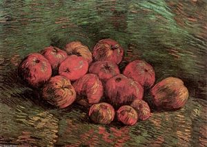 Vincent Van Gogh - Still Life with Apples