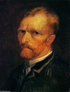 Vincent Van Gogh - Self-Portrait (14)