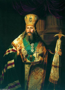 Vladimir Lukich Borovikovsky - Bishop of the Russian Orthodox Church
