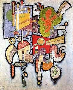 Wassily Kandinsky - Complex Simple