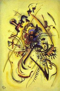 Wassily Kandinsky - To the Unknown Voice