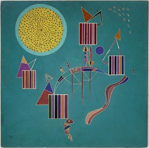 Wassily Kandinsky - Intime message