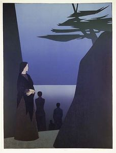 Will Barnet - Way to the sea