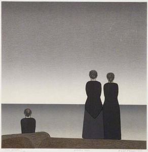 Will Barnet - Peter Grimes