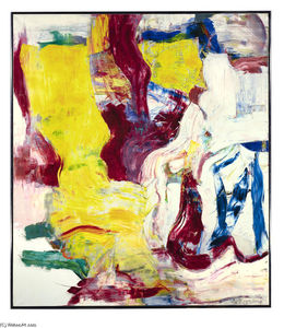 Willem De Kooning - Untitled I