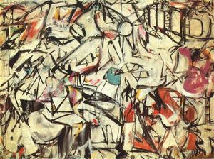 Willem De Kooning - Untitled (10)