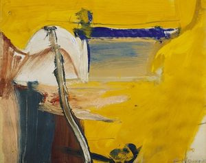 Willem De Kooning - Untitled (11)