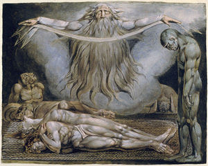 William Blake - The House of Death