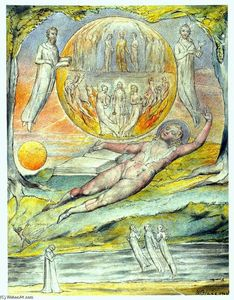 William Blake - The Youthful Poet`s Dream