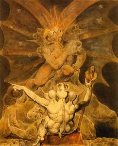 William Blake - The number of the beast is 666
