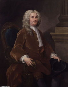 William Hogarth - William Jones