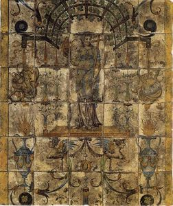 Masséot Abaquesne - Ceramic Floor