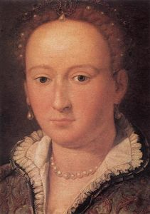 Alessandro Allori - Portrait of a Woman