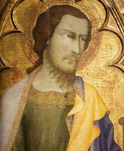 Andrea Di Vanni D'andrea - St James the Greater (detail)