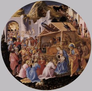 Fra Angelico - The Adoration of the Magi